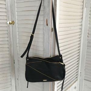 Joe's Jeans NWOT small man-made black handbag